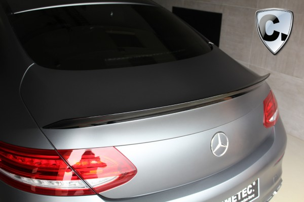 Rear Spoiler Lip C63 Edition 1 for the C-Class Coupe C205