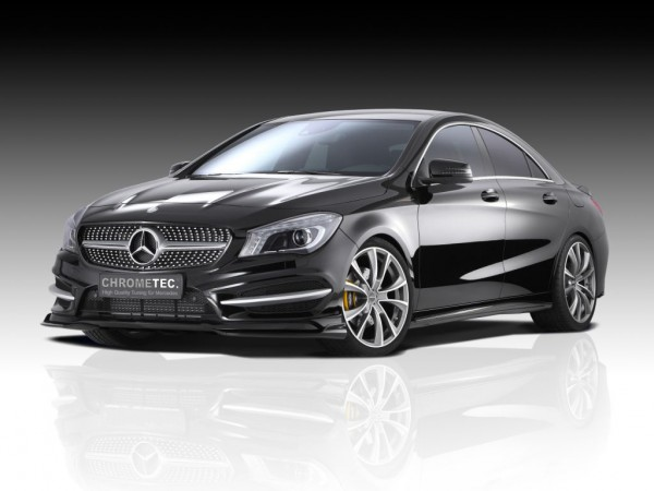 Mercedes CLA W117 - Cup Wings