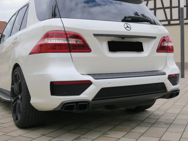 Rear Upgrade to ML 63 AMG - Mercedes ML W166
