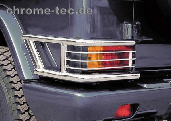 Rear Light Protection Bars