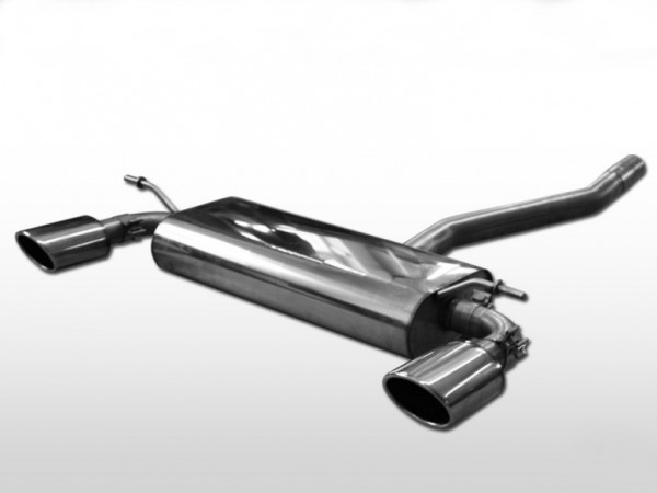 Rear Silencer - Mercedes A Class W176
