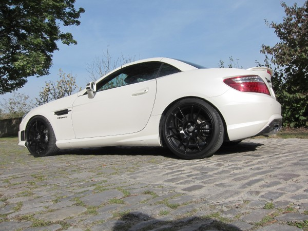 Rims O.Z 19'' Black Matt - for Mercedes SLK R172