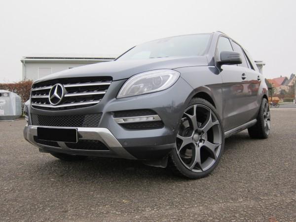 Felgensatz GH Titanium 22'' - Mercedes ML W166
