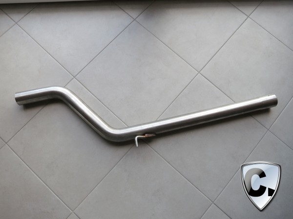 Mercedes CLA W117 - Frontsilencer Replacemet Pipe