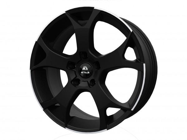 Wheel Kit GH Edition Black 22'' - Mercedes ML W166